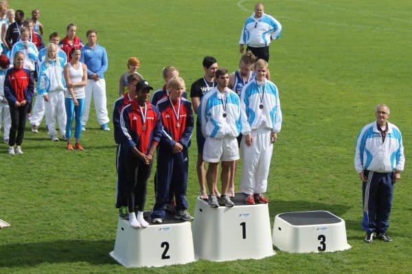 Suomi voitti - Barents kisat 2012
